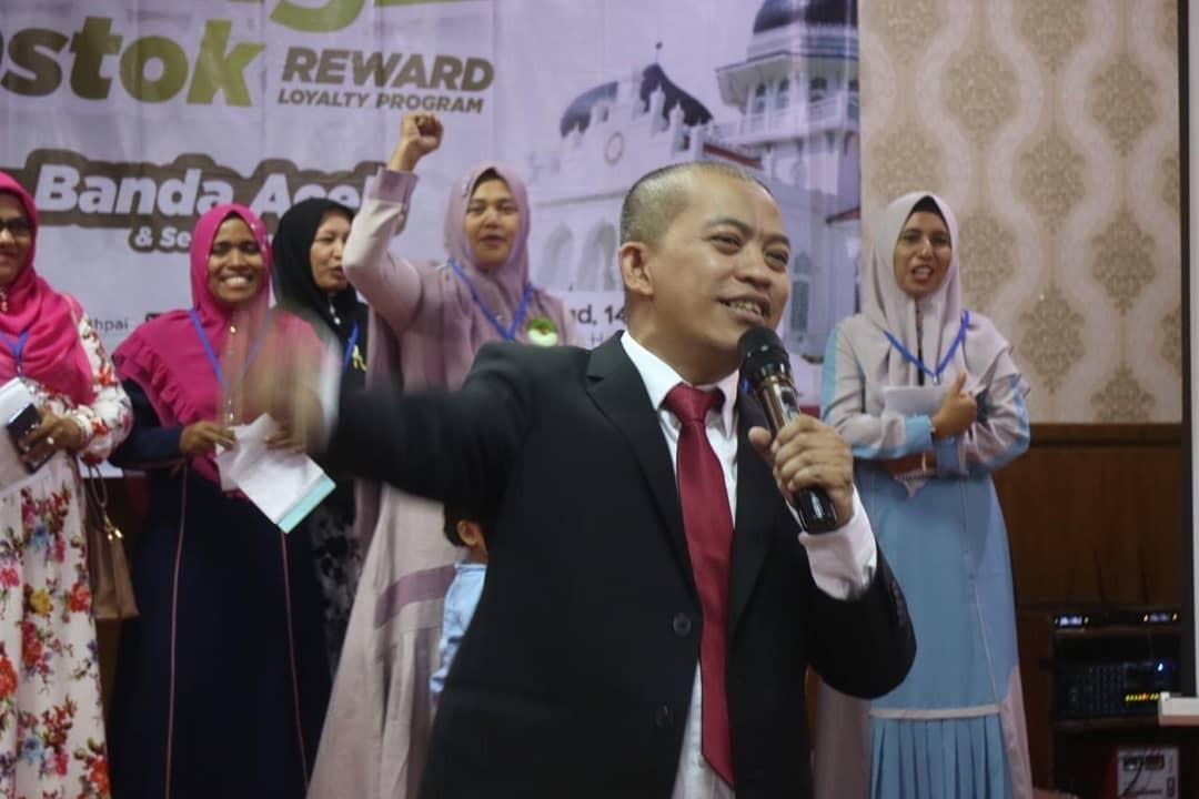 Training Agenstok Banda Aceh