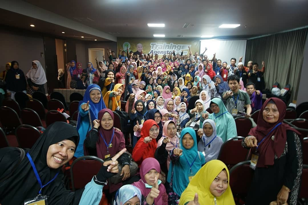 TRAINING AGENSTOK SURABAYA