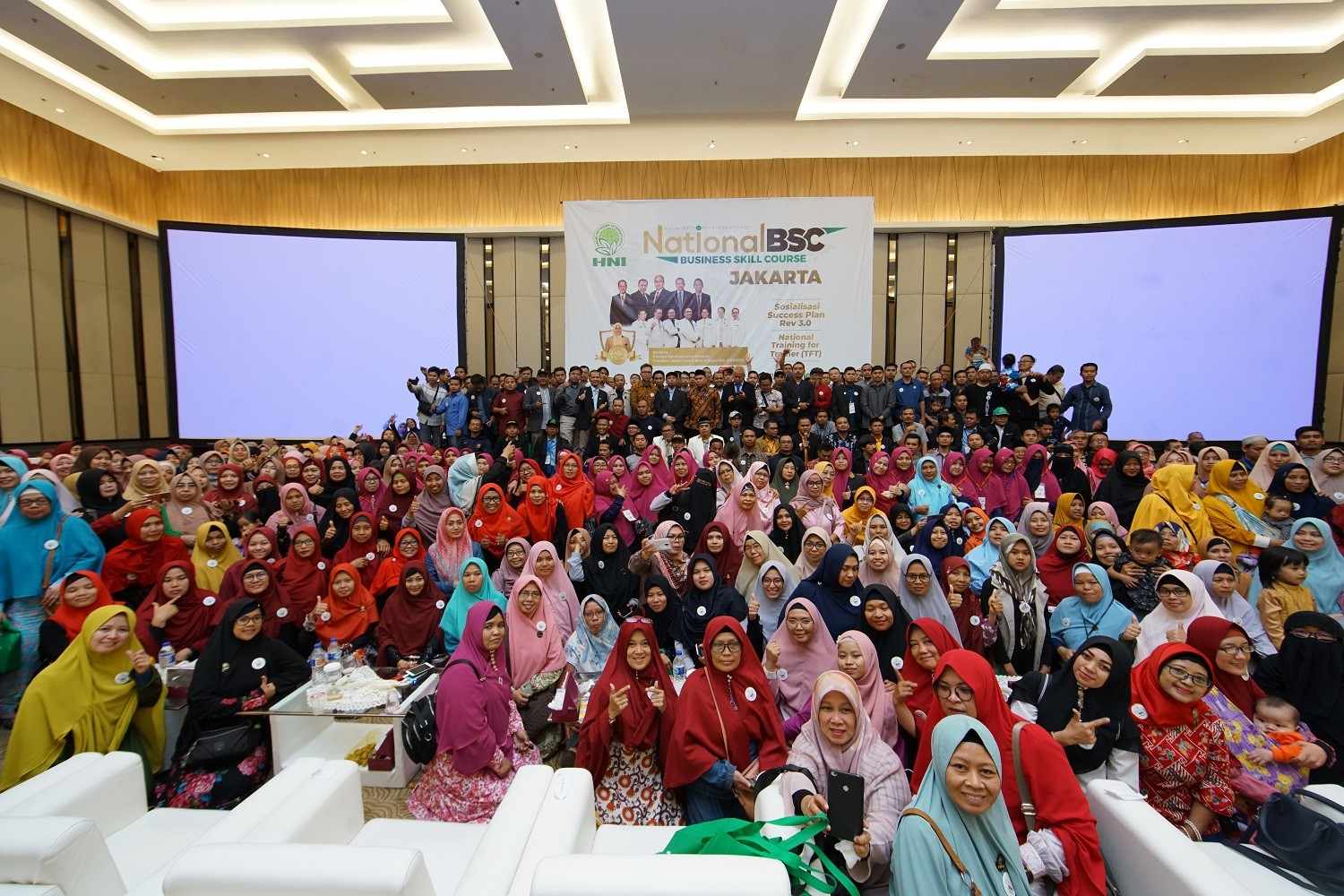 BSC Nasional 2019
