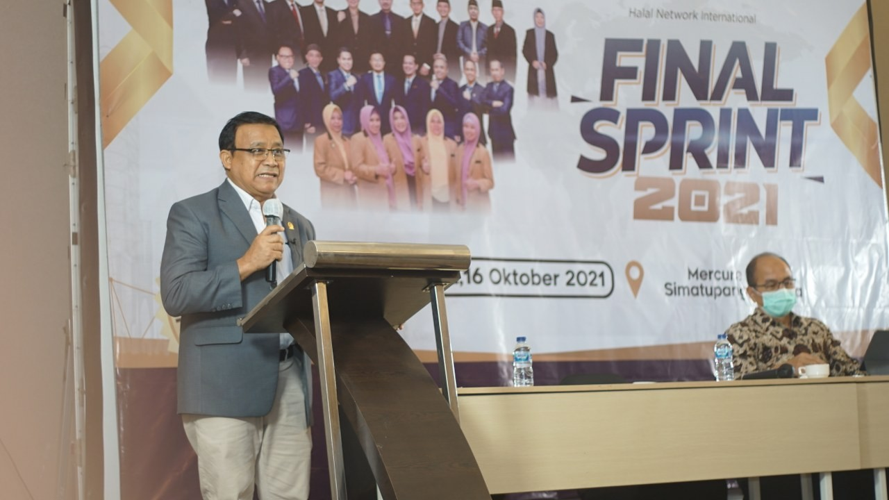 Final Sprint 2021
