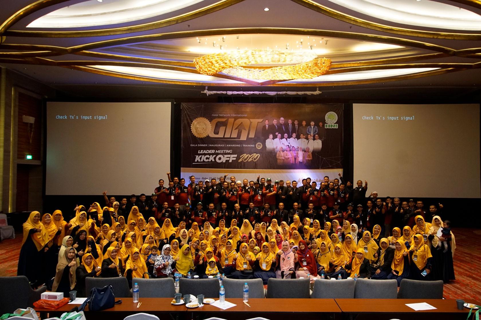 Leaders Meeting 2020
