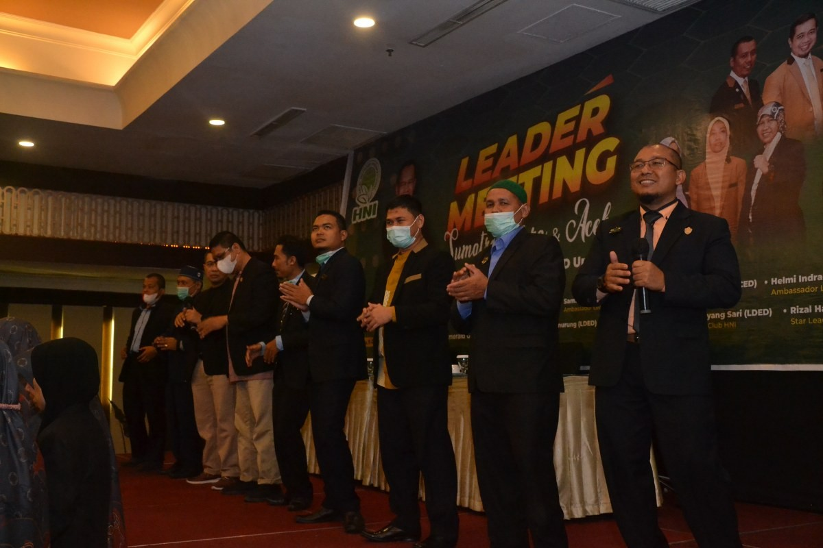 Leader Meeting Sumatera Utara