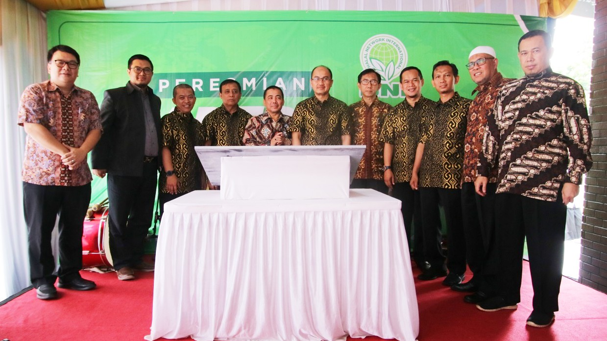 Peresmian LEADERS OFFICE HNI