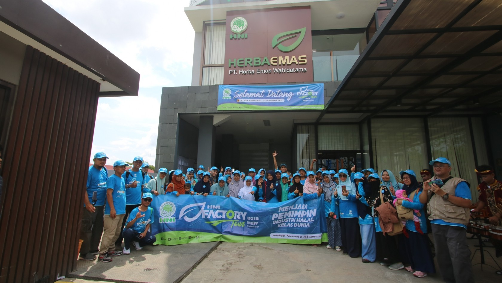 HNI FACTORY TOUR 2019 (TAHAP 4)