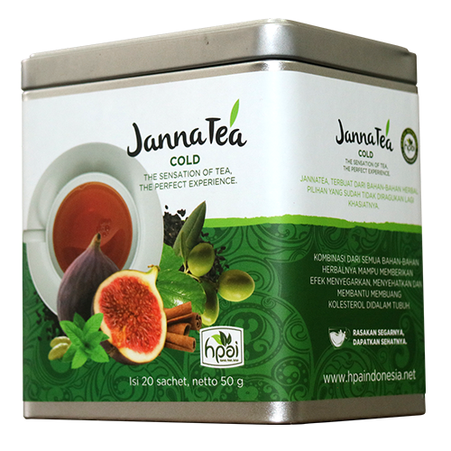 Janna Tea Cool